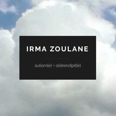 Irma Zoulane, blogueuse