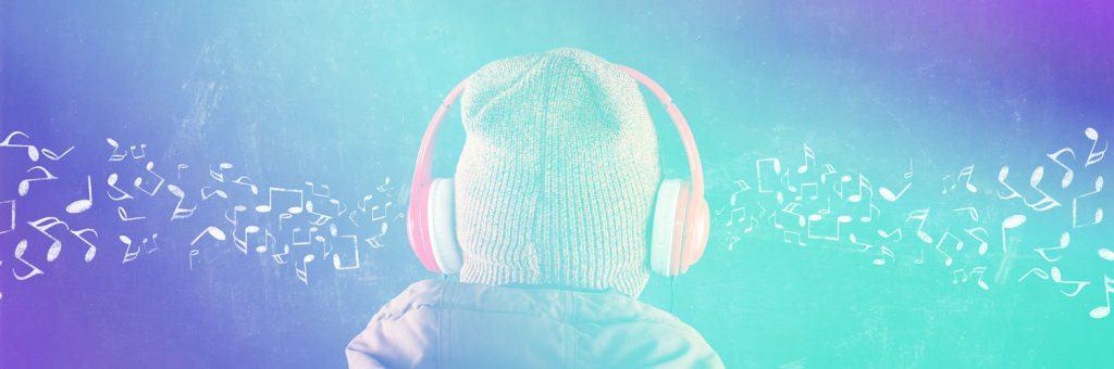 La musique peut aider les asperger à retourner au calme dans leur bulle.