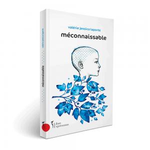 Livre Méconnaissable, roman autisme